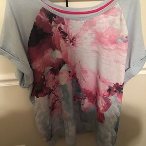 Great condition floral soft top